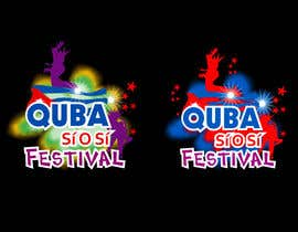 """#24 untuk Design a Logo for """"Cuba - Sí o Sí - Festival"""" oleh Khalidshadhin"""