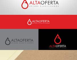 #68 para Diseñar un logotipo para Sitio de avisos clasificados AltaOferta / Logo for classified ads site por jass191