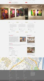 #22 for Design Landing Page, Responsive Landing Page & Overall Theme for Art Fair Website af logodesire