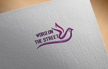 RAIDAHKHALIDSYED tarafından Word on The Street Logo için no 20