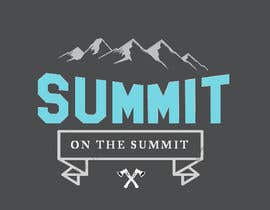 shwetharamnath tarafından Design a Logo for Summit on the Summit için no 26