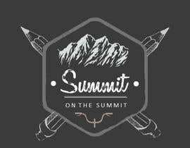 #39 for Design a Logo for Summit on the Summit by shwetharamnath