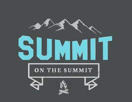 #41 for Design a Logo for Summit on the Summit by shwetharamnath
