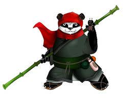#13 za Mascot Design for Ninja Panda Designs od HackGate