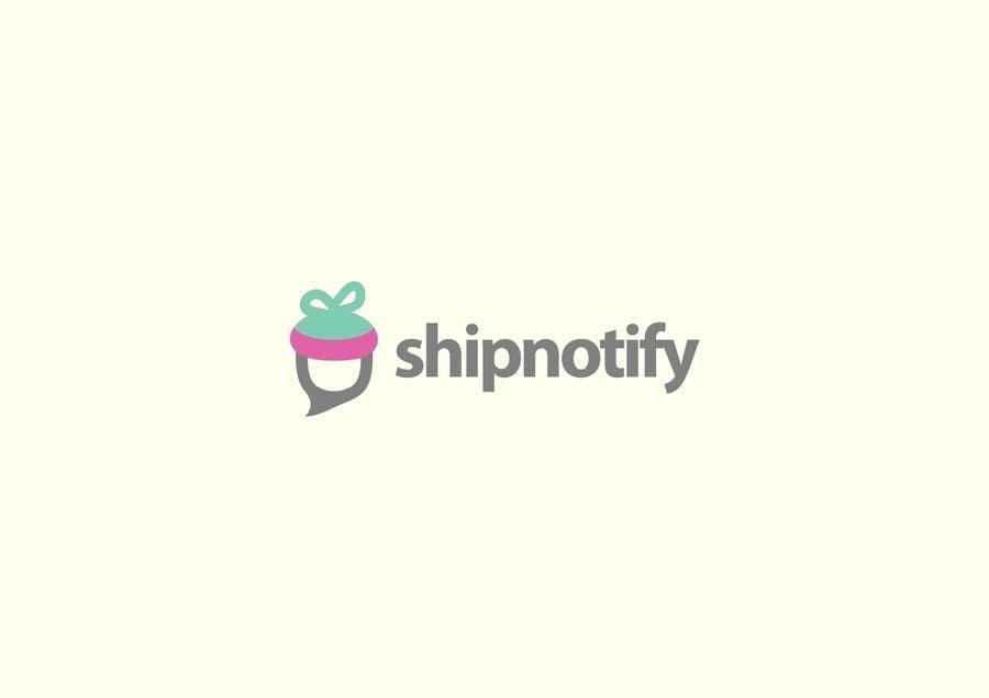 Kilpailutyö #5 kilpailussa Logo design for - shipnotify