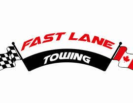 #39 untuk Design a Logo for Fast Lane Towing oleh chimizy