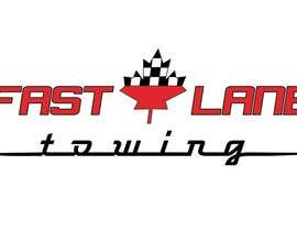 #34 for Design a Logo for Fast Lane Towing af LogoGenre