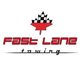 #36 for Design a Logo for Fast Lane Towing af LogoGenre