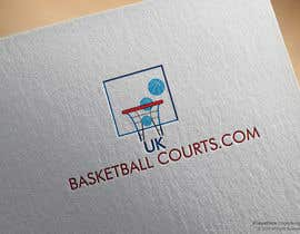 #23 for Design a Logo for ukbasketballcourts.com af marjanikus82