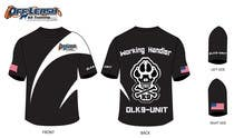 Design a T-Shirt for Off Leash K9 Training için Graphic Design7 No.lu Yarışma Girdisi