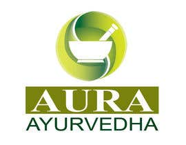 #14 for Design a Logo and brand identity for Aura Ayurvedha brand af cvijayanand2009