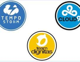 #11 untuk Convert 20 Team Badges Into Badge Icons For Esports teams oleh EvaLisbon