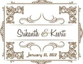 Nro 35 kilpailuun SK wedding monogram käyttäjältä kushallalan31