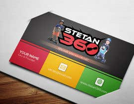#10 for Design some Business Cards for Stetan360 by ashanurzaman
