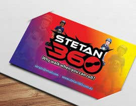 #13 for Design some Business Cards for Stetan360 by ashanurzaman
