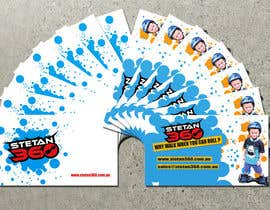 #3 for Design some Business Cards for Stetan360 by anwera