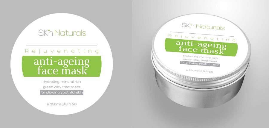 Konkurrenceindlæg #31 for Create Print and Packaging Designs for Natural Skincare Product