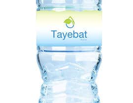 #102 for Design a Logo for Tayebat water by tahaadnan92