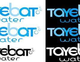 #89 untuk Design a Logo for Tayebat water oleh CrownDesign