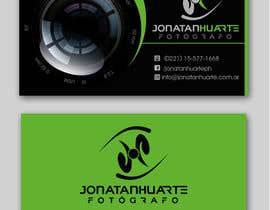 #42 for Diseñar tarjetas personales con mi logo by jjdiquez
