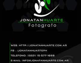 #41 for Diseñar tarjetas personales con mi logo by miguelbeats