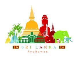#7 untuk Cover-Design for eBook - Country Sri Lanka oleh madartboard