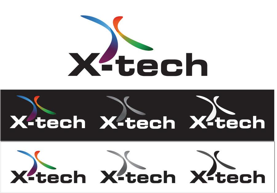 #98 for Develop a Corporate Identity for X-TechNetwork.com (Logo, Business Card & Letterhead) by jobee