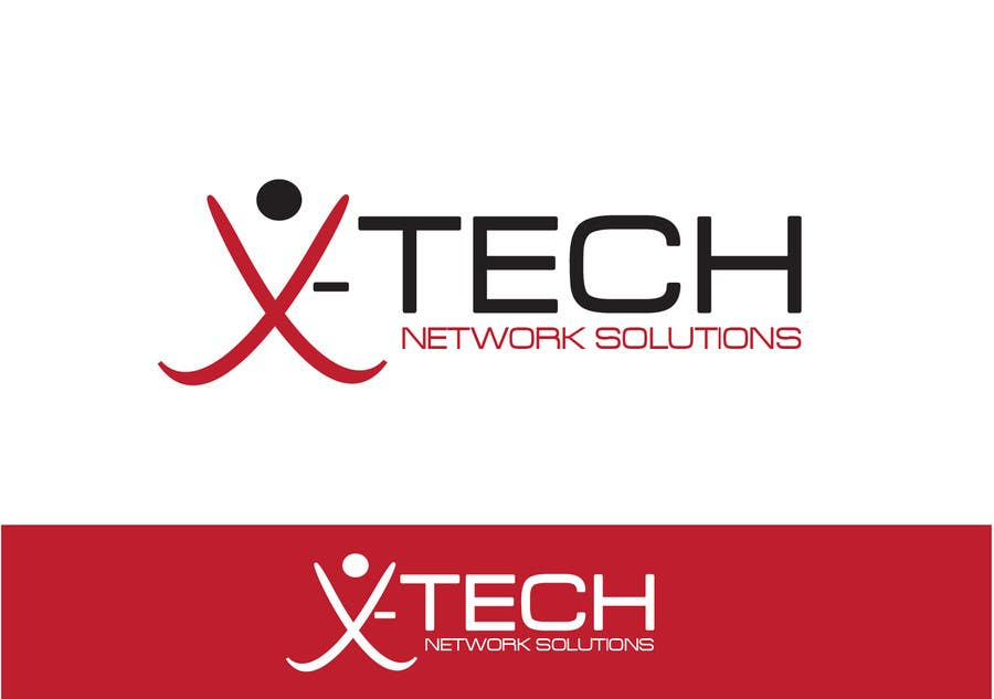 #104 for Develop a Corporate Identity for X-TechNetwork.com (Logo, Business Card & Letterhead) by inspirativ