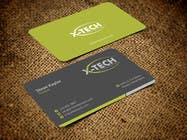 Contest Entry #48 for Develop a Corporate Identity for X-TechNetwork.com (Logo, Business Card & Letterhead)