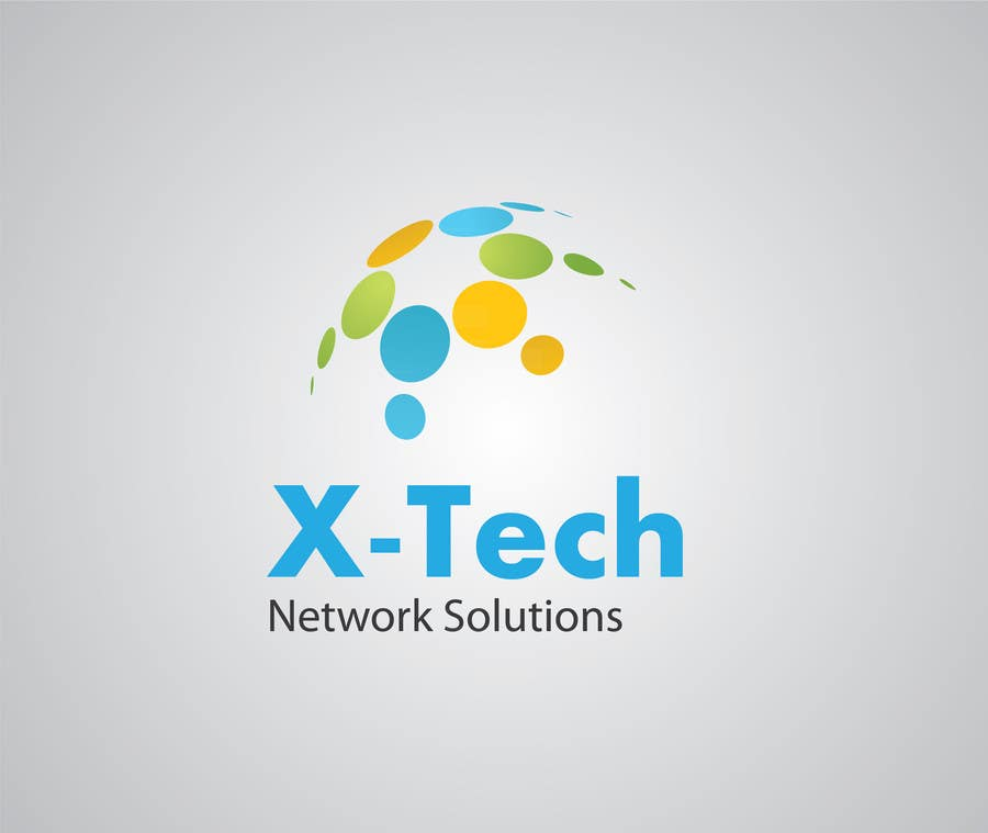#72 for Develop a Corporate Identity for X-TechNetwork.com (Logo, Business Card & Letterhead) by QubixDesigns