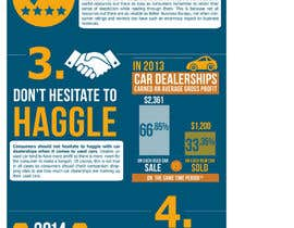 #96 para Automotive Infographic Design por kyriene