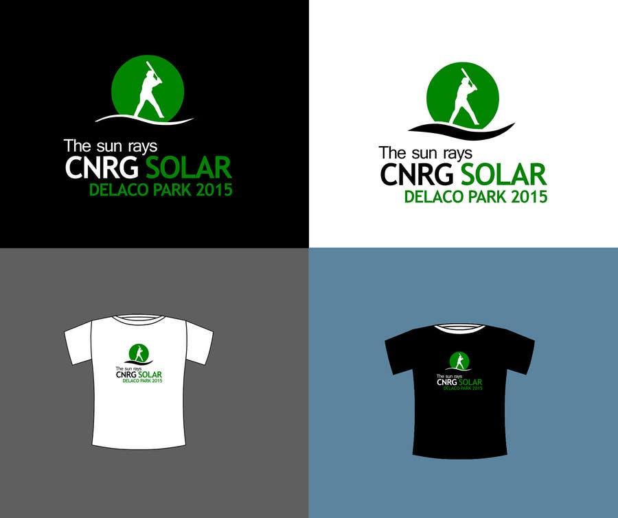 Inscrição nº 3 do Concurso para Design a T-Shirt for a softball team