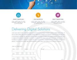 #13 for Design a Website Mockup and Logo for web application af nole1