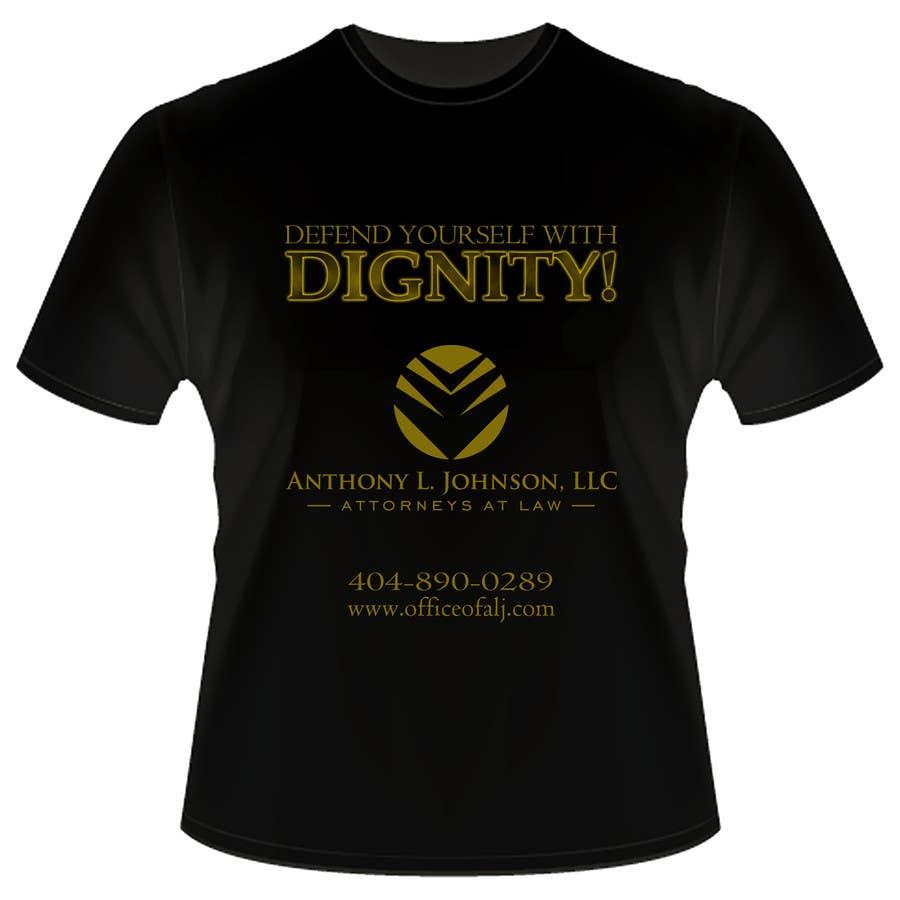 Bài tham dự cuộc thi #                                        1                                      cho                                         Design a Trendy T-Shirt for a Law Firm