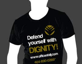 #15 untuk Design a Trendy T-Shirt for a Law Firm oleh niichanku