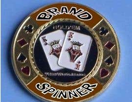 #9 para QUICK 1-2 DAY - Design a Poker Chip por Logo199