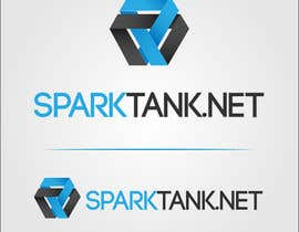 #18 para Design a Logo for SparkTank.net por Arselartwork