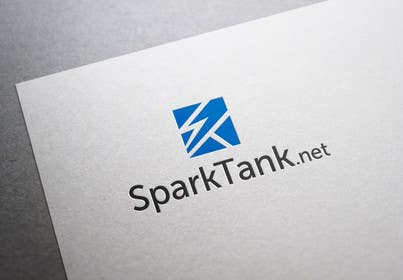 Nro 4 kilpailuun Design a Logo for SparkTank.net käyttäjältä DQD