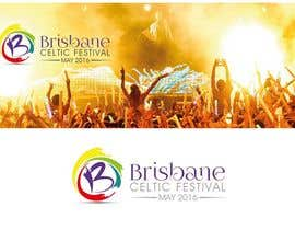 #73 for Brisbane Celtic Festival logo design af samehsos