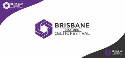 #85 for Brisbane Celtic Festival logo design af freelancingvs