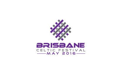 #89 for Brisbane Celtic Festival logo design af irumaziz12