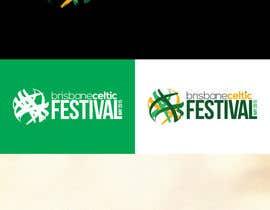 #77 for Brisbane Celtic Festival logo design af Mechaion