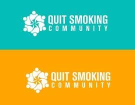 #36 for Design a Logo for a Website That Helps People Stop Smoking by khmuneebanwar