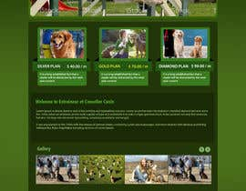 #16 untuk Urgent design for Dog trainer website oleh kethketh