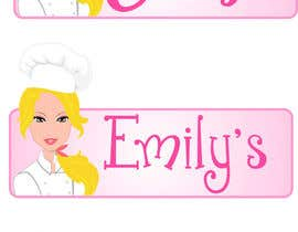 #54 for Design a Logo for Emily's af istykristanto