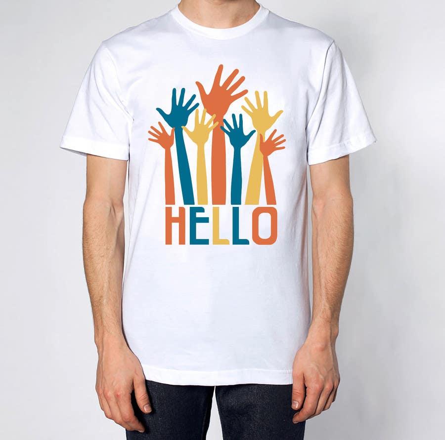 Inscrição nº 94 do Concurso para TC - Design a T-Shirt for Company