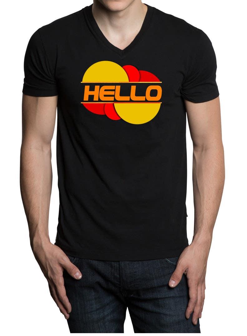 Inscrição nº 116 do Concurso para TC - Design a T-Shirt for Company