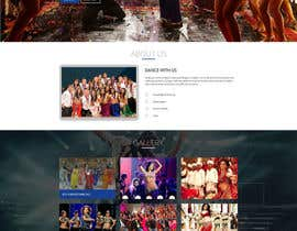 Nro 2 kilpailuun Build a Website for Dance School (Bollywood Dancing) including some content käyttäjältä prodesign842