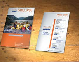 nº 21 pour Design a flyer for Summer Holiday Kayaking Courses par xtreemsteel