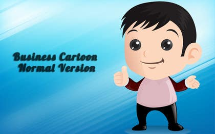 #75 cho Illustrate Something Caricature/Cartoon for Business Help Page bởi KatelynJB